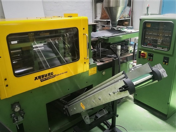 Arburg 75 tonn Injection Moulding Machine