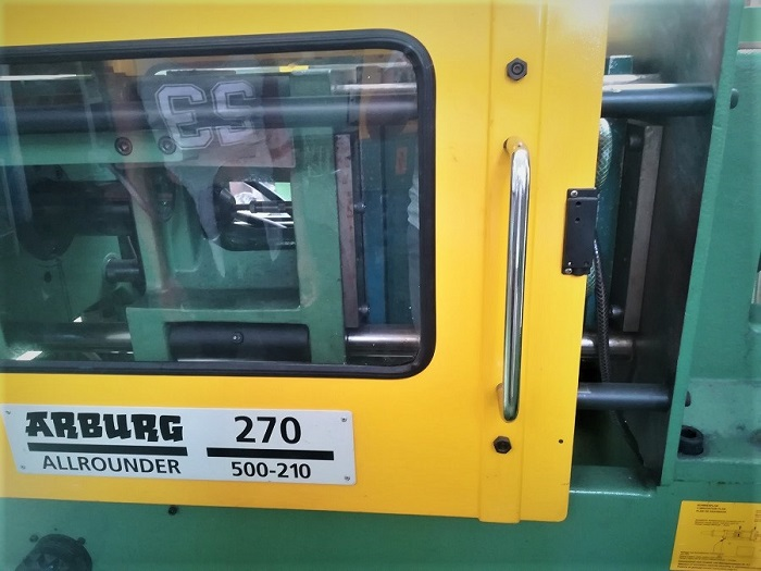 Arburg 50 tonn Injection Moulding Machine
