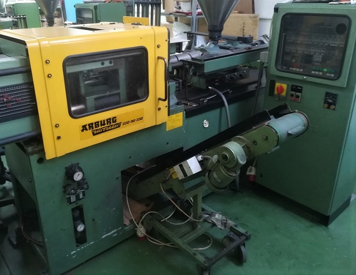 Arburg 35 tonn Injection Moulding Machine