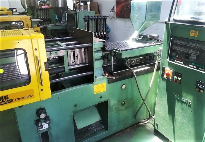 Arburg 20 tonn Injection Moulding Machine